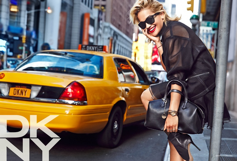 DKNY – Rita Ora Editorial
