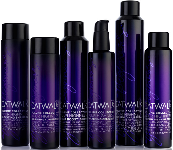 Hair salvation by TIGI