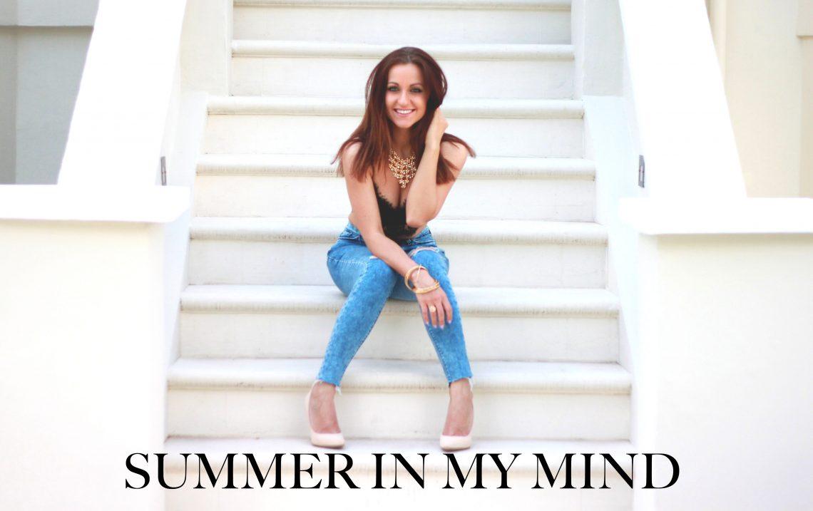 Summer in my mind