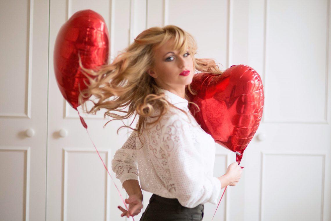 Valentine's day cliché