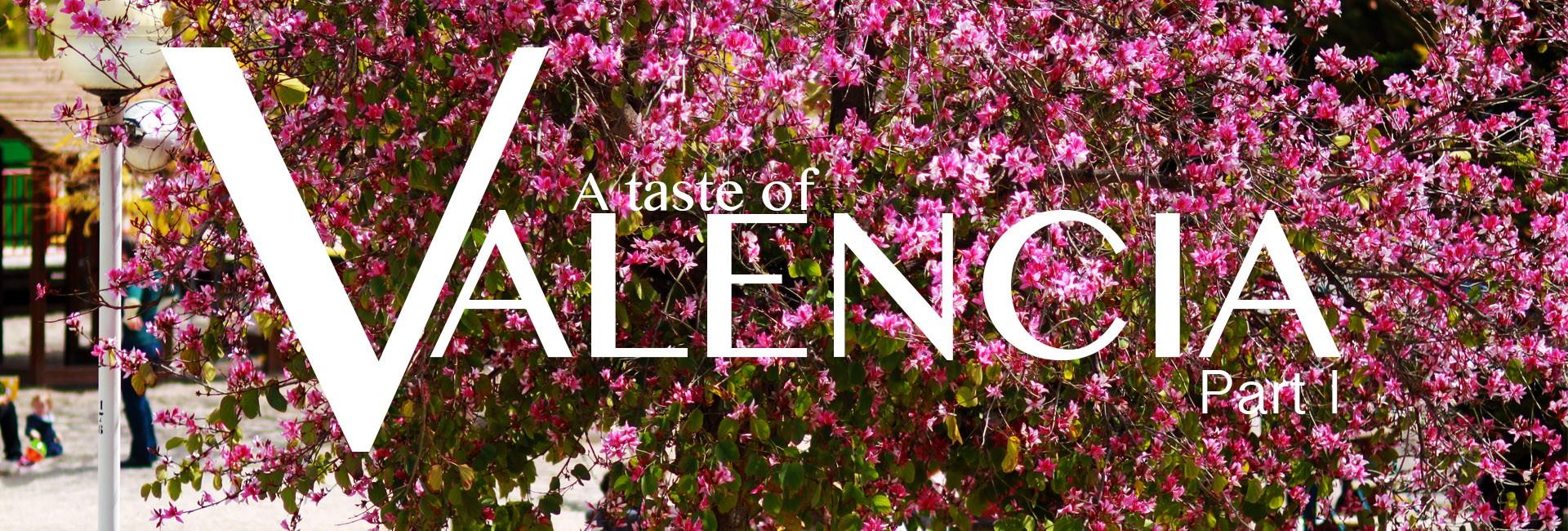 A taste of Valencia p1
