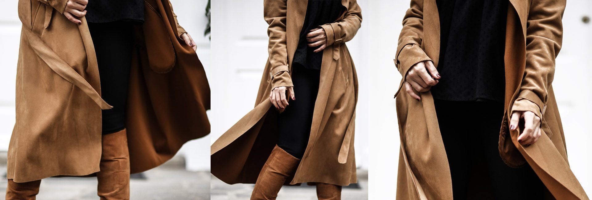 Autumn Robe Coat